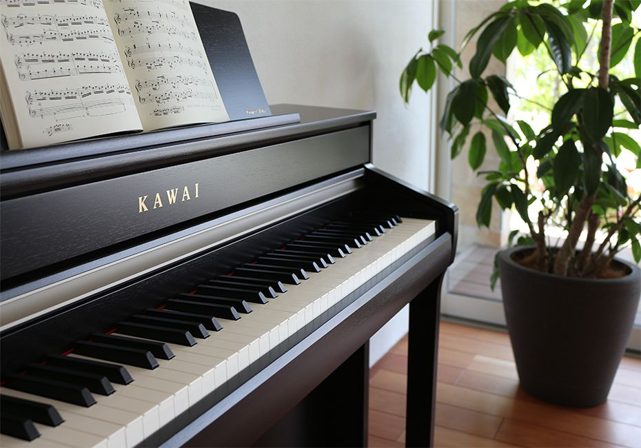 Ca78 Digital Pianos Products Kawai Musical Instruments