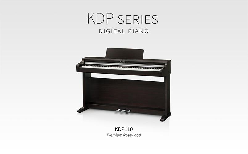 Kawai announces new KDP110 digital piano – Carlingford Music