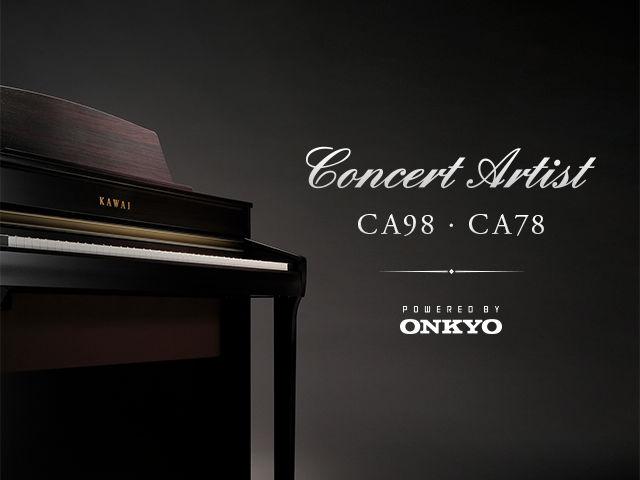 Concert Artist 98/CA78