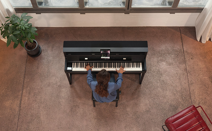 Kawai Concert Artist CA99 digital piano