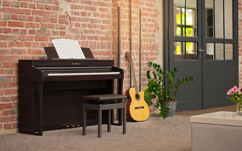 Kawai Concert Artist CA59 digital piano (Premium Rosewood)