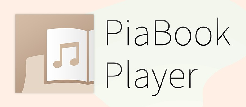 PiaBookPlayer app for iOS and Android